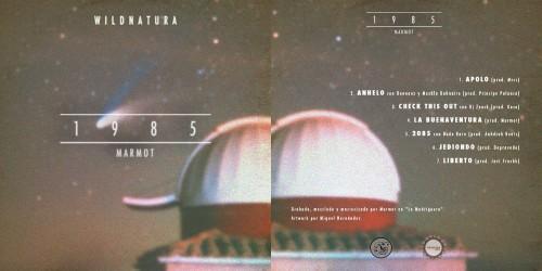 Marmot - EP 1985 (cover)